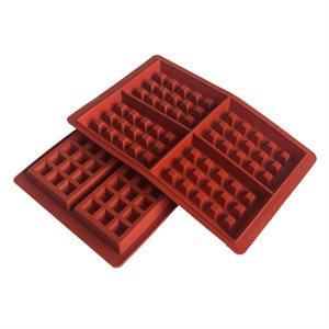 Silicone Baking Mold-Waffle Square Shape