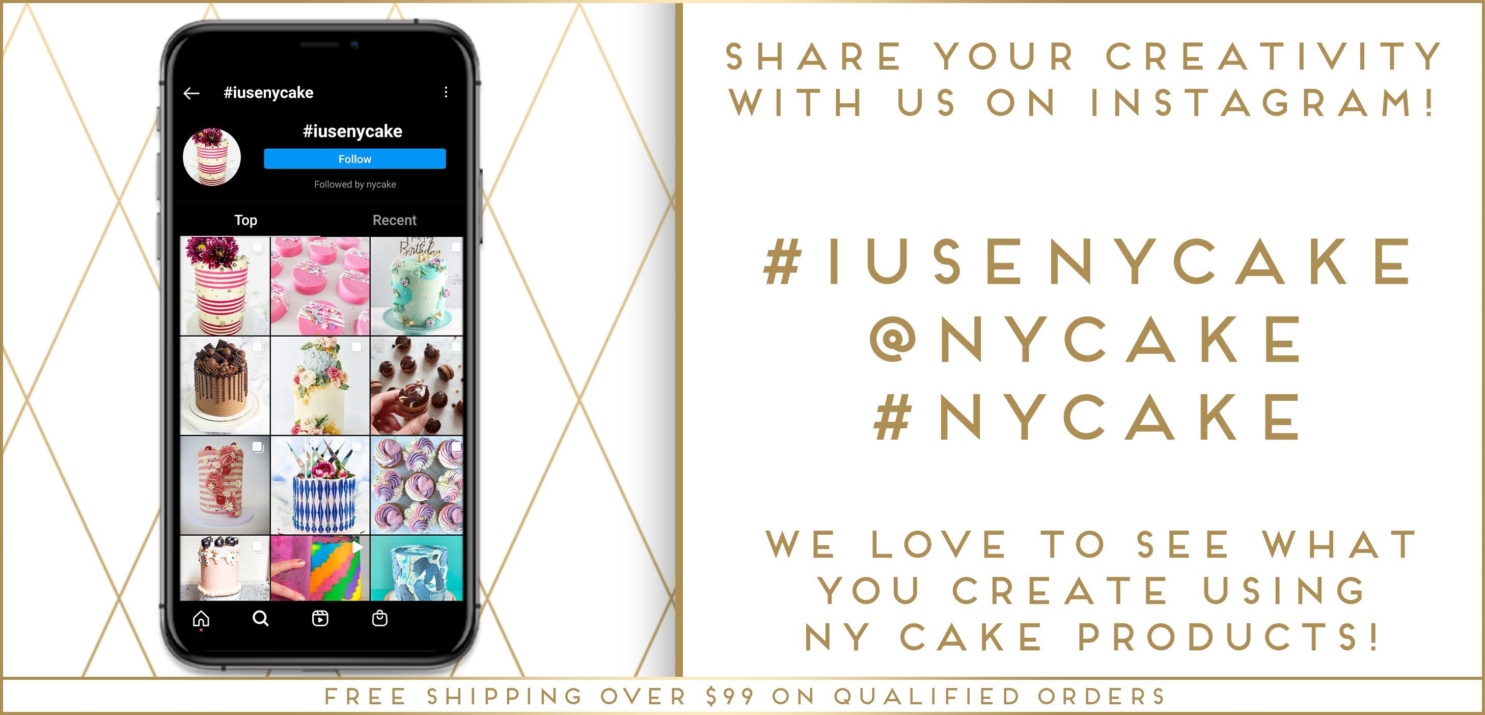 Instagram NYCake NY Cake